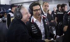 Formule E Mercedesu nenahradí formuli 1
