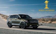 Kia má dvě Světová auta roku