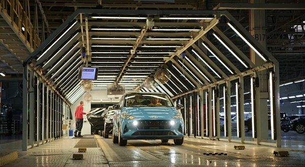 Začala výroba nového Hyundaie i10