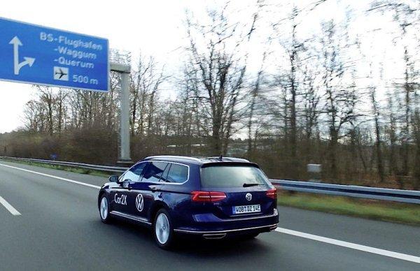 Dálnice poslouží vývoji softwaru pro autonomní jízdu