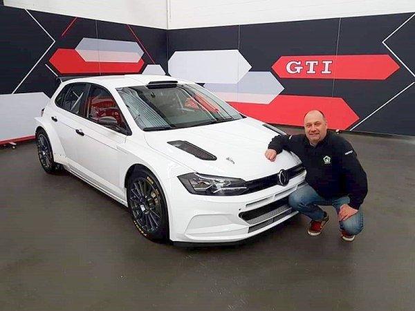Štajf si přivezl domů další Polo GTI R5