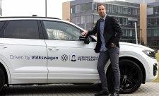 Čech je ambasadorem Volkswagenu pro Euro