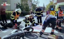 Na silnicích umírá stále více motorkářů