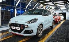 Hyundai i10 N Line je už ve výrobě