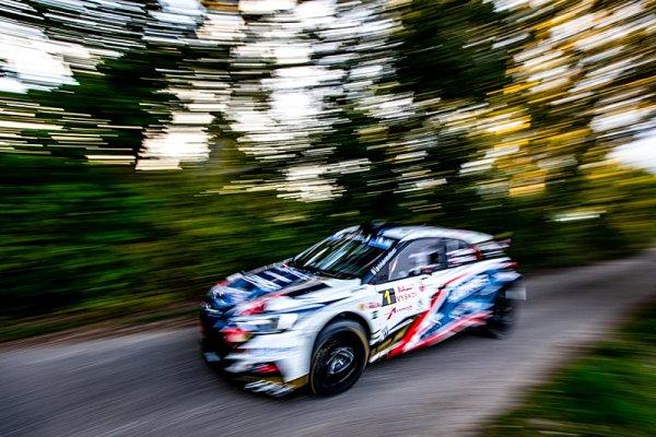 Bisaha znovu vítězem European Rally Trophy