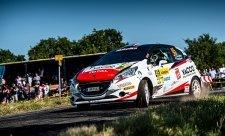 Peugeot Rally Cup pokračuje v Pošumaví