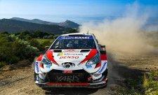 Rallye na okruhu Velké ceny Itálie