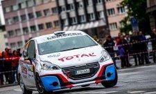 Peugeot Rally Cup pokračuje na Valašsku