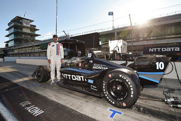 Jimmie Johnson chce závodit v IndyCar za Ganassiho