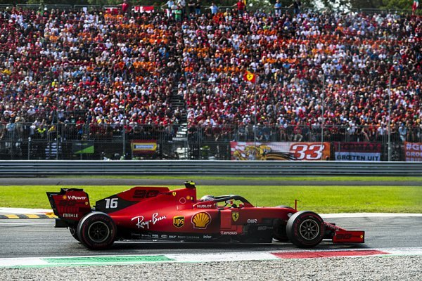 Monza bude letos definitivně bez tifosi