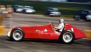 Alfy neměly konkurenci, Ferrari vůbec nepřijelo