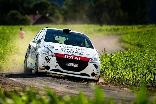 Do Peugeot Cupu nejlépe vstoupil Brož