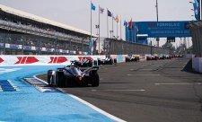Formule E se na dva měsíce zastaví