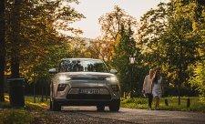 Vozy Kia vozily hosty na Špilberk