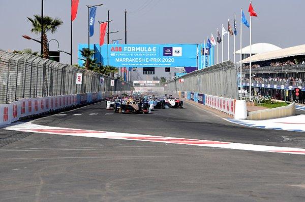 Formule E se chystá přerušit sezonu