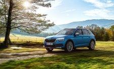 Škoda přiveze do Ženevy Kamiq ve verzi Scoutline
