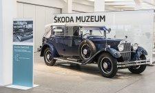Zlatá dvacátá ve Škoda Muzeu
