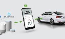 Služba Škoda Connect byla rozšířena