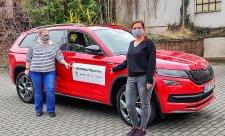 Škoda Auto pomáhá v boji s koronavirem