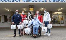 Škoda Auto poslala 875 obědů zdravotníkům