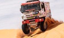 Buggyra zvládla první polovinu Dakaru