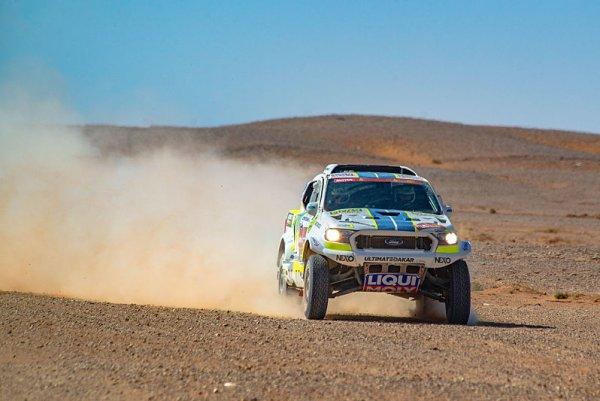 Dakar se pojede po nové trase