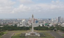 V Jakartě se pojede na jiné trati