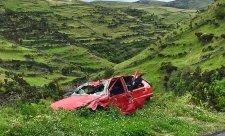 Počet dopravních nehod stále klesá