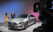 Mercedes nahradil Ženevu digitální konferencí