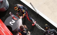 Klíčem k Verstappenově triumfu byly pneumatiky
