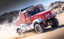 Loprais na Dakaru více šlápne na plyn