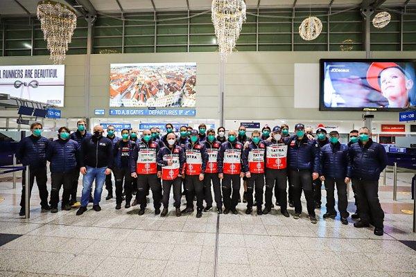 Testy vyřadily tři členy Buggyra Racingu