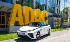 ADAC si pořídil vodíkový Mirai