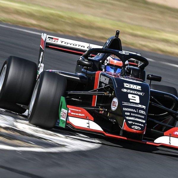 Ptáček je v Toyota Racing Series už šestý