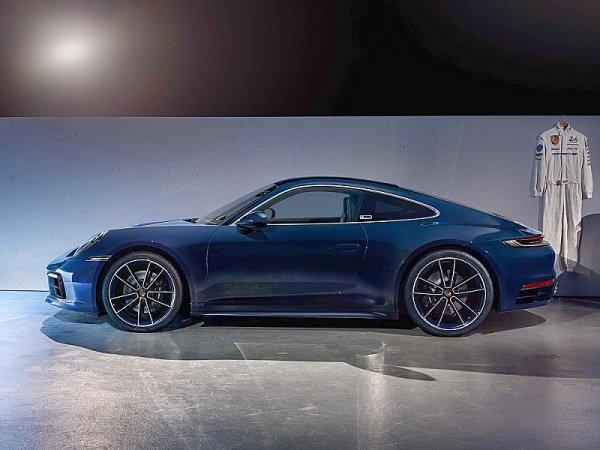 Speciální Porsche 911 pro Jackyho Ickxe