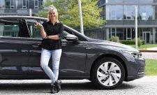 Pagáčová je tváří českého Volkswagenu