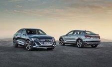 Audi e-tron Sportback jde do prodeje