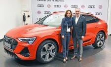 Audi bude dál podporovat Bayern Mnichov