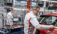 Do tempa se dostává také Audi