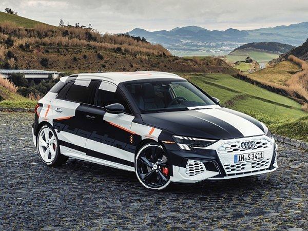 Nové Audi A3 Sportback na úpatí vulkánu