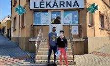 AAA Auto zaváží pražské lékárny