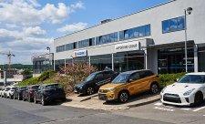Autobond nyní v Praze prodává i Suzuki