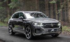 Abt nabízí 500 koní pro Volkswagen Touareg