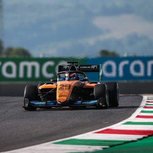 Campos potvrdil první dva jezdce