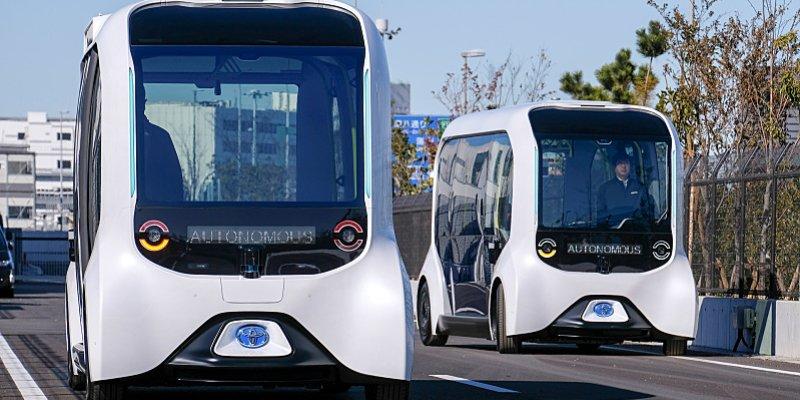 Automatická veřejná doprava na přání
