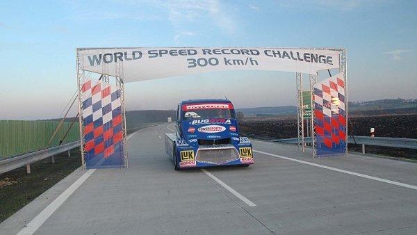 Buggyra se pokusí o rychlostní rekord