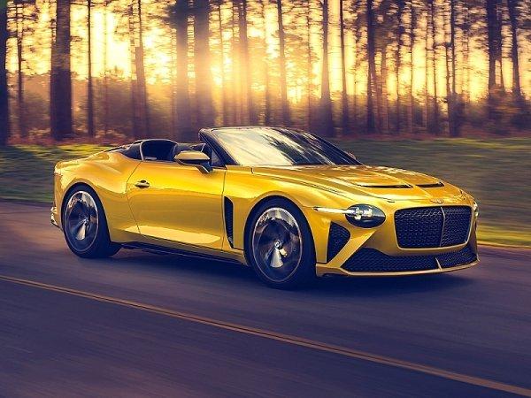 Bentley představil sportovní Mulliner Bacalar