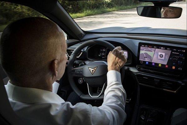 První dojmy za volantem Cupry Formentor