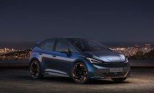 Cupra představila sériový sportovní elektromobil
