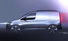 Volkswagen Užitkové vozy připravuje nové Caddy